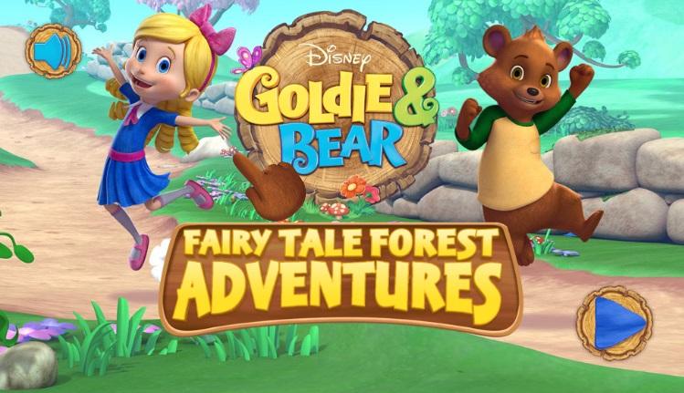 Goldie und Bär spiel