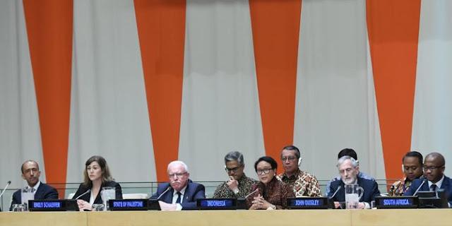 Utusan Presiden AS Kritik Sidang Dewan Keamanan PBB yang Dipimpin Indonesia