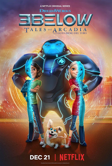 How to make a 3Below: Tales of Arcadia meal for watching the show on Netflix!
