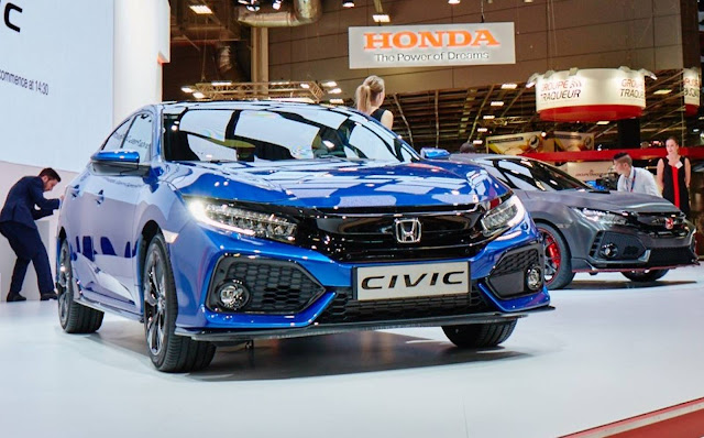 Novo Honda Civic 2017 Hatch