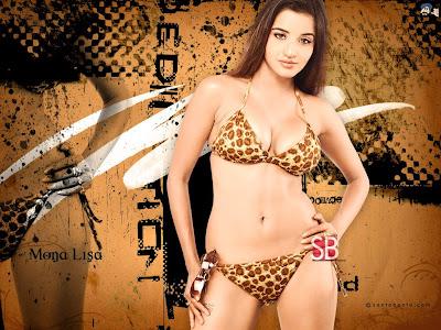 Mona Lisa Bollywood Nude 88