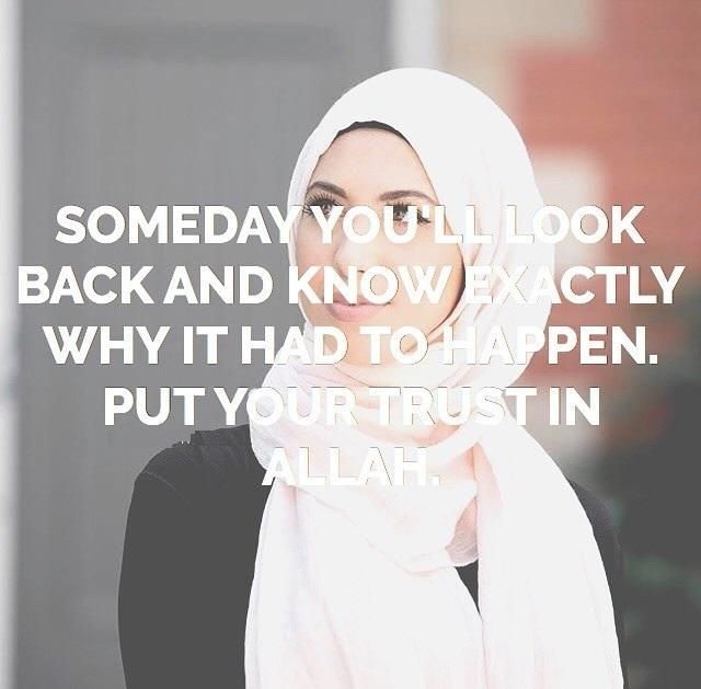 Beautiful muslim girl quotes