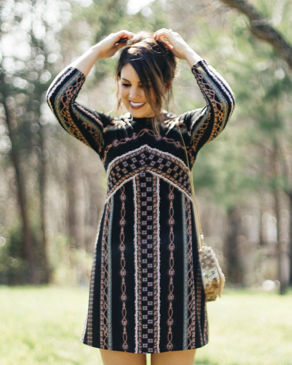 free people dress, free people outfit, boho fashion, embellished bag, xo samantha brooke, nc blogger, nc photographer, samantha brooke, sam brooke photo, samantha brooke photography