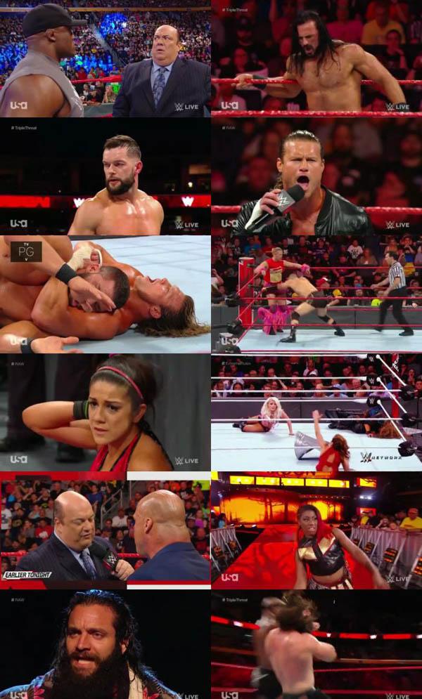 WWE Monday Night Raw 2018