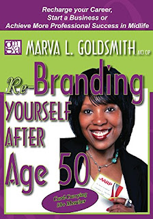 Re-Branding Yourself after Age 50