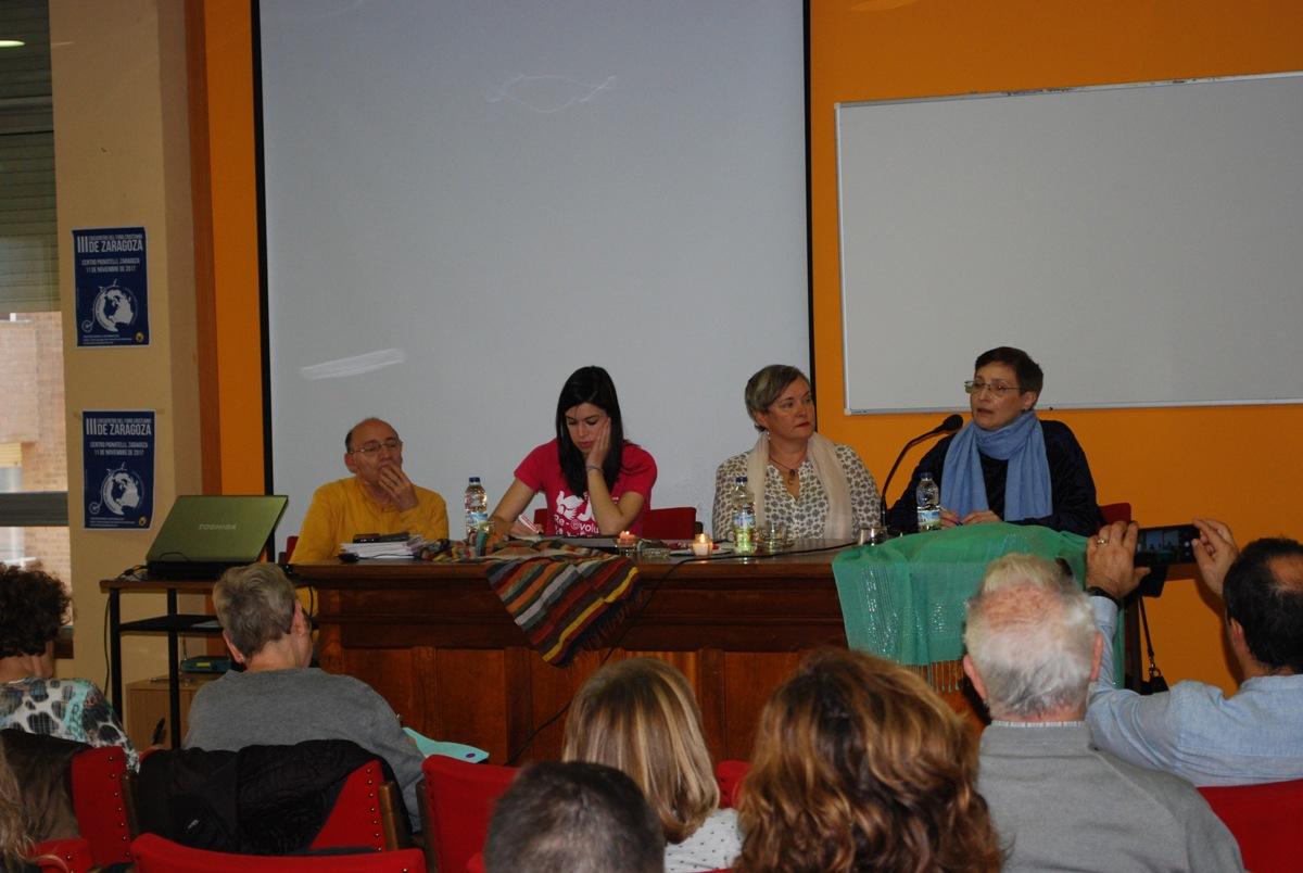 CVX Tambien En El III Foro Cristiano De Zaragoza