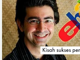 Kisah Pengusaha Sukses Pierre Omidyar Sang Pendiri Ebay - Responsive Blogger Template