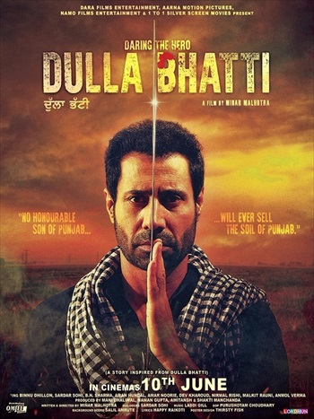 Dulla Bhatti Wala 2016 Full Movie Punjabi 750MB HDRip 720p