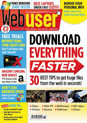 Web User 6th September 2012