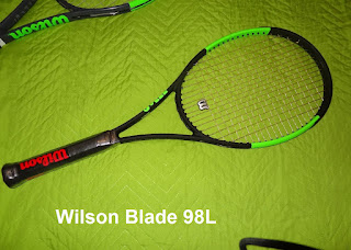 Wilson Blade 98L tennis racket review
