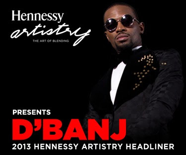 Dbanj - Raise Your Glasses (2013 Hennessy Artistry Theme Song)