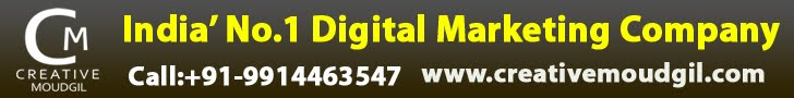Best Digital Marketing Company in India Creative Moudgil