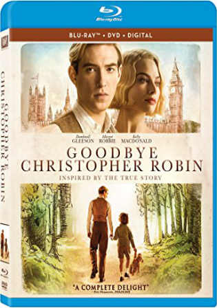 Goodbye Christopher Robin 2017 BluRay 800MB Hindi Dual Audio 720p Watch Online Full Movie Download bolly4u