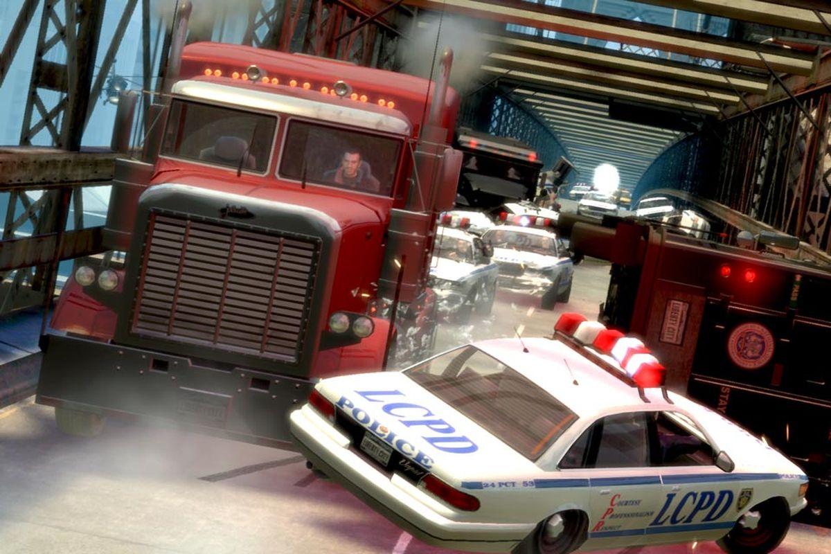 Games Club4u: GTA 4 Free Download PC Game