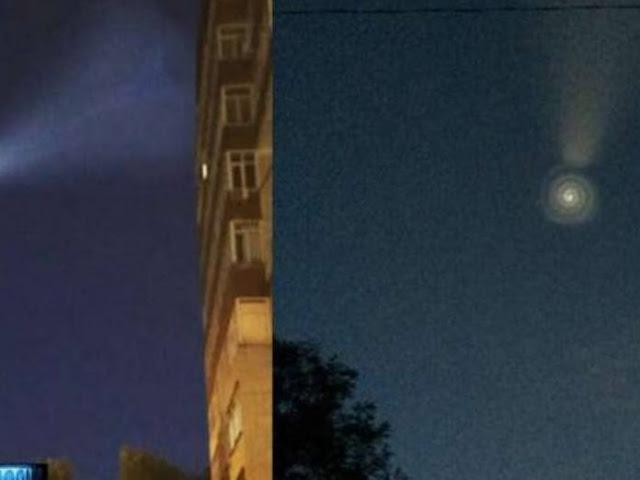 Ρωσία: Μυστήριο με «άνοιγμα» στον ουρανό – Πρόκειται για φυσικό φαινόμενο ή απλή ψευδαίσθηση; (βίντεο)
