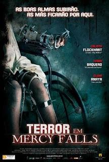 Terror em Mercy Falls Dublado Online