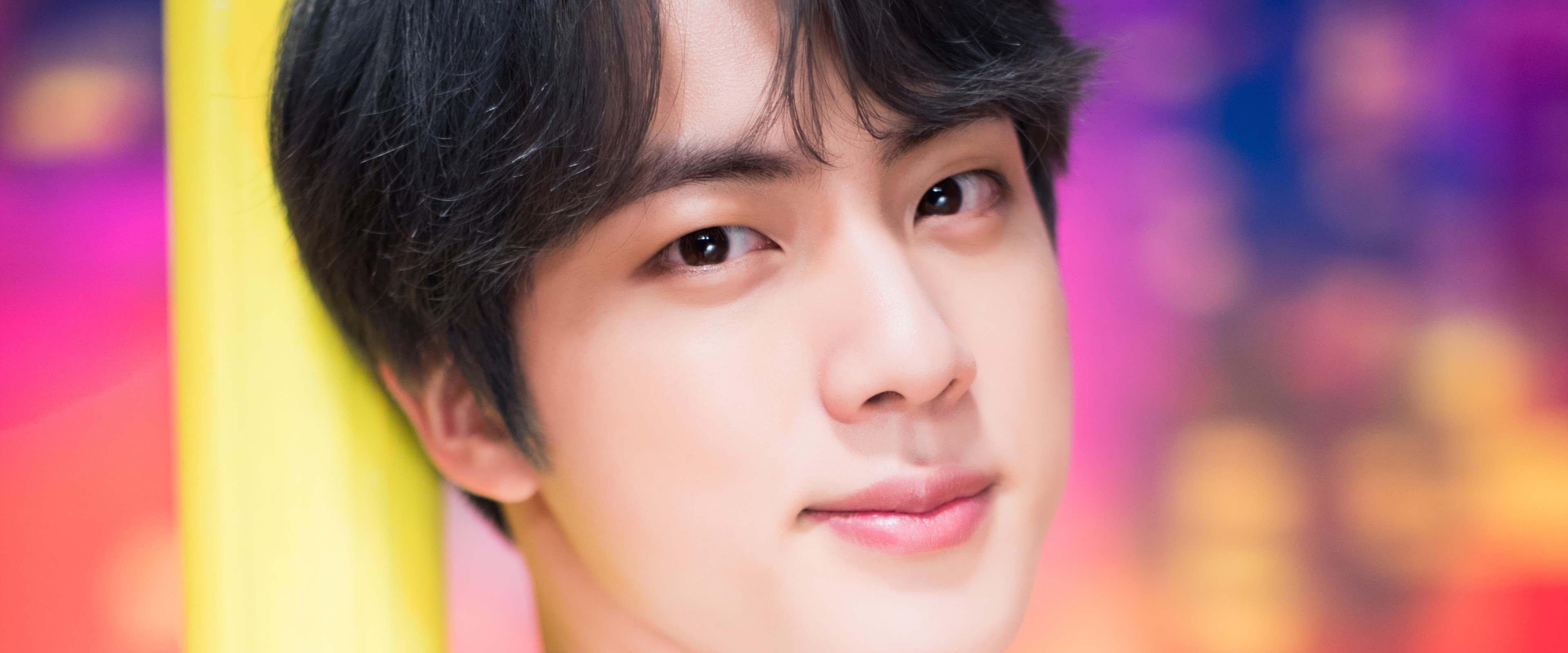 jin bts boy with luv uhdpaper.com 4K 83
