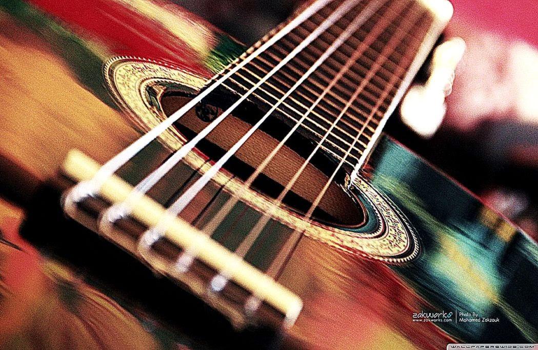 Acoustic Guitar Wallpaper Free Hd Wallpapers
