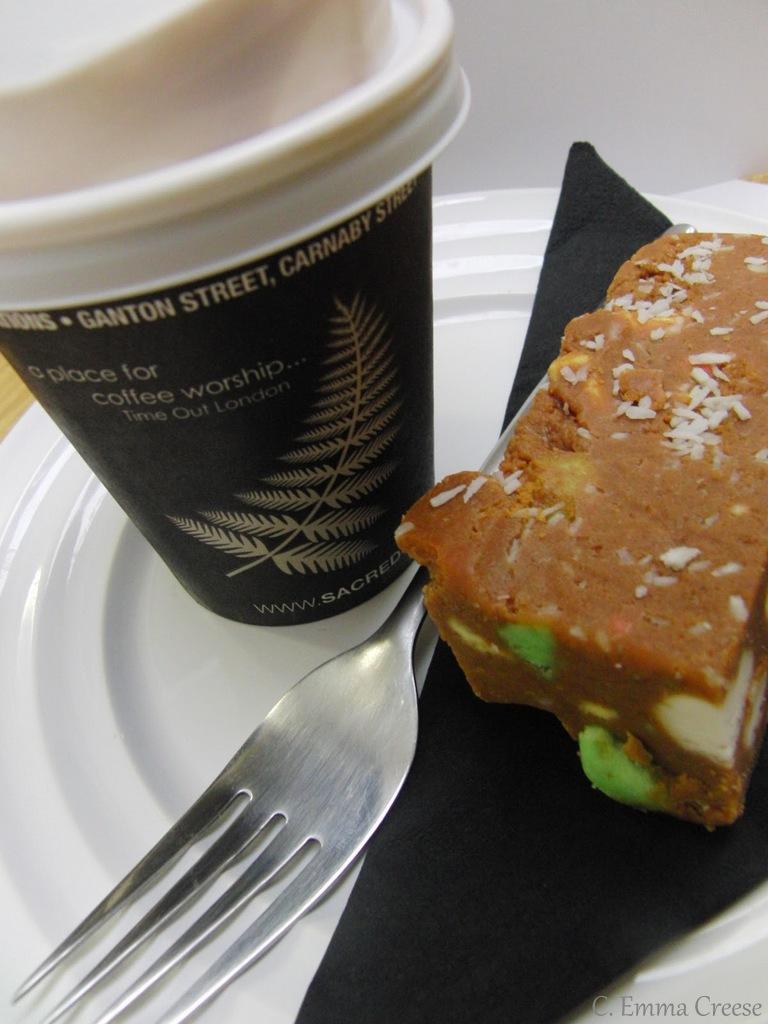 Sacred Coffee - Coffee, coffee, coffee secrets of Oxford Circus
