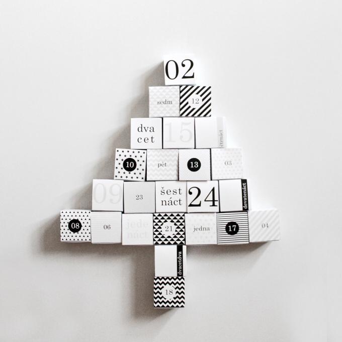 adventni kalendar diy DIY ADVENTNÍ KALENDÁŘ   KE STAŽENÍ!   gather moments adventni kalendar diy