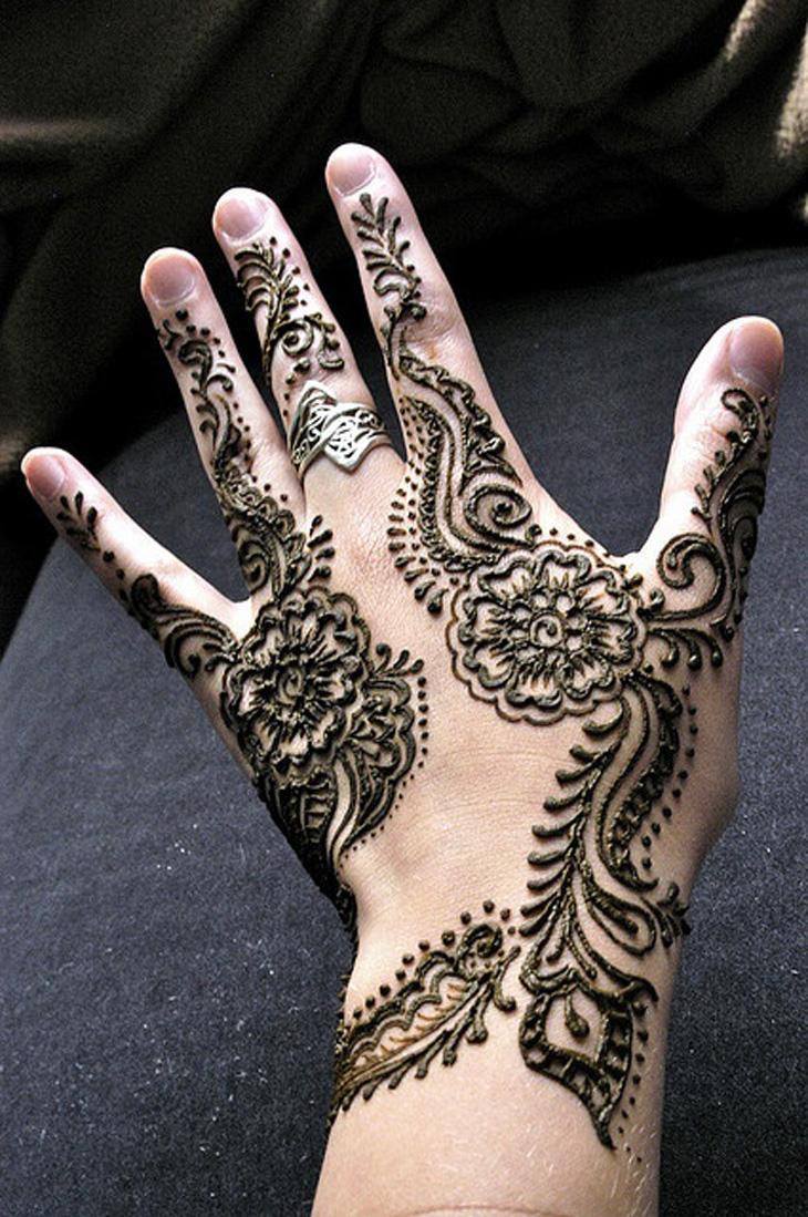 Mehndi designs images 2017 for eid -  Photos Of Eid Henna Designs 2017