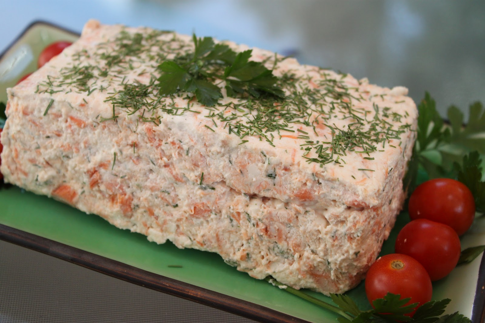 Lindaraxa Salmon Mousse