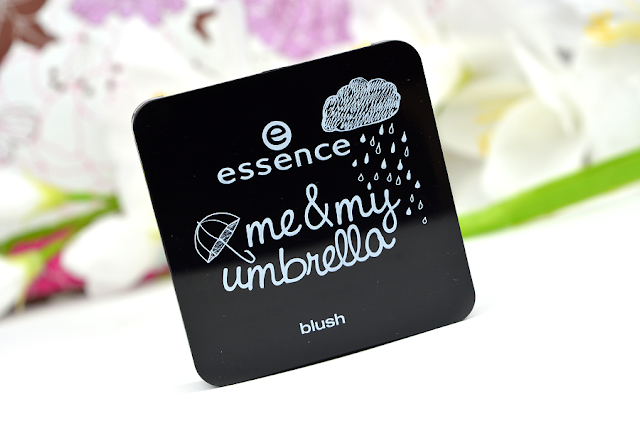 essence me & my umbrella Limited Edition Blush | Verpackung