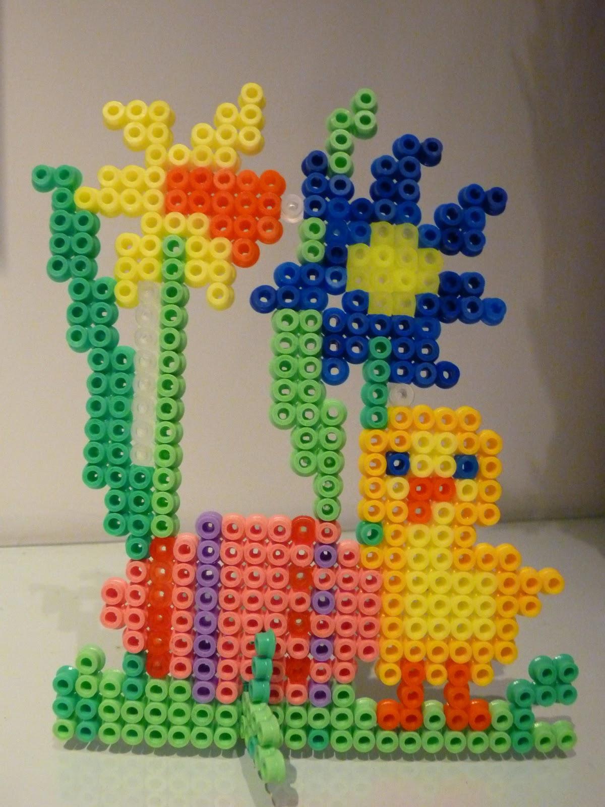 My Newsroom Hama Beads Fun