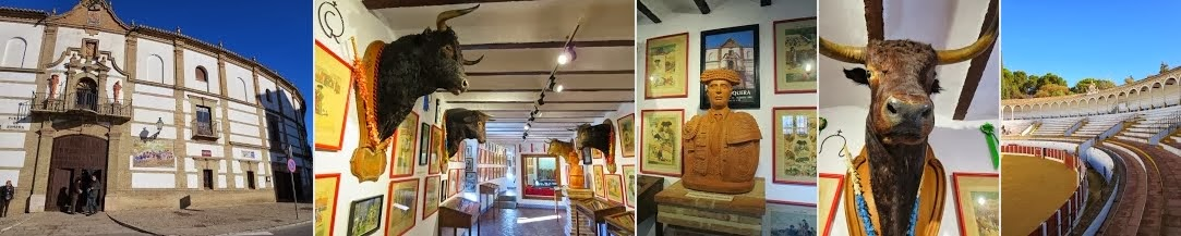 Bullfighting Museum in Antequera, Spain