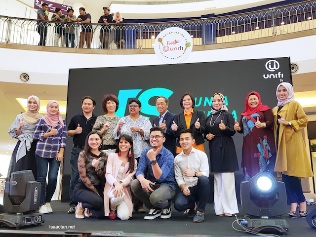 Dunia Sinema - unifi TV's First 24 Hours Local Movie Channel