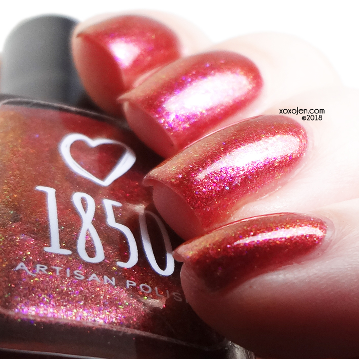 xoxoJen's swatch of 1850 Artisan: Hyrule Sunset