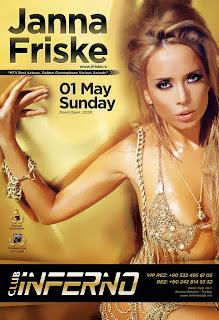 Zhanna Friske Magazine Modeling