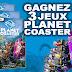 Concours Planet Coaster : Decouvrez les résultats !