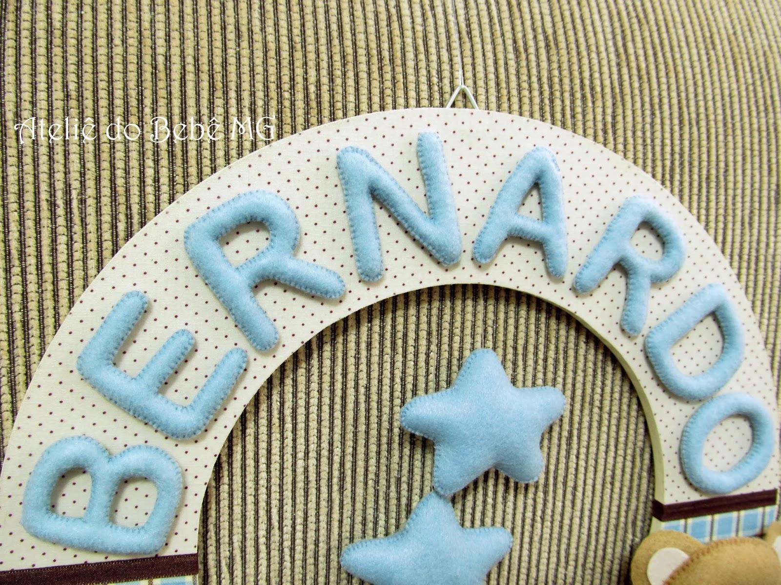 significado do nome bernardo qualidade