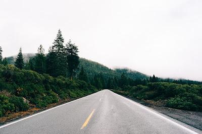 jalan aspal