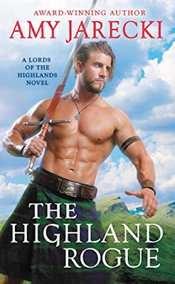 New Release: The Highland Rogue (Lord of the Highlands #7) by Amy Jarecki