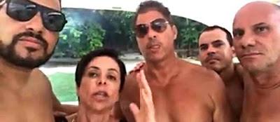 TACA FOGO NO BRASIL - CASO A DEPUTADA CRISTIANE BRASIL SEJA MINISTRA