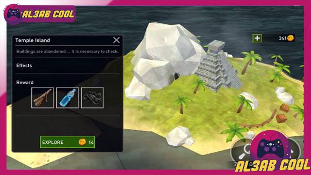 تحميل لعبة اصلاح البيوت 2020 Raft Survival من الميديا فاير كاملة