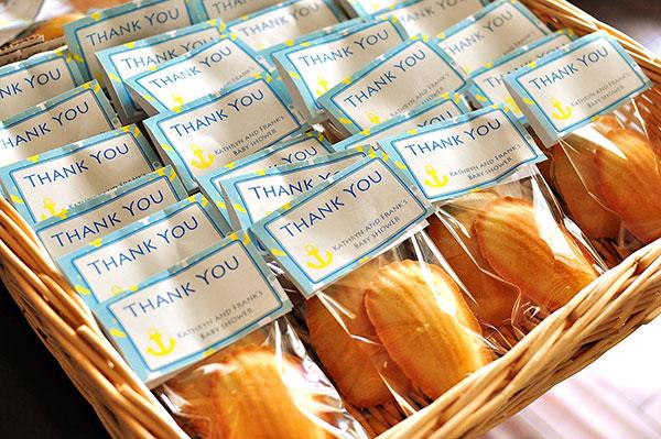 The Cheese Thief Homemade Madeleine Cookies For Nautical