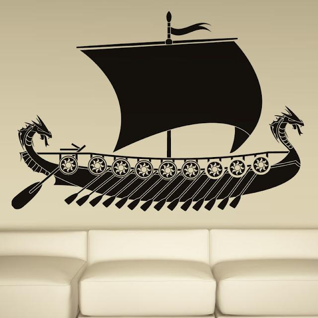 Adesivo viking