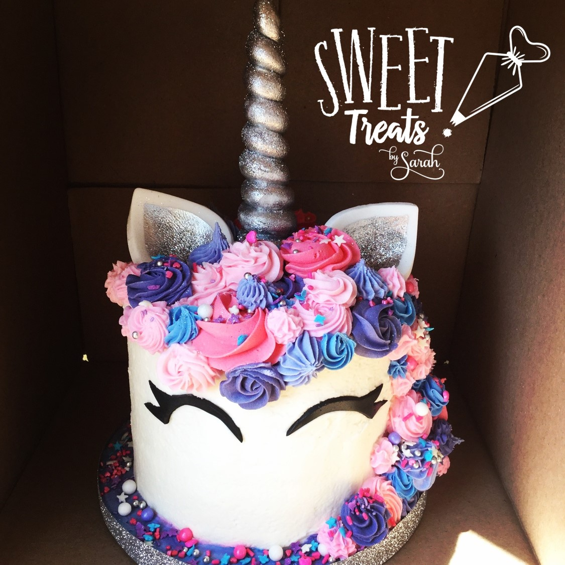 Brilliant Sweet Treats By Sarah More Birthday Yummies Funny Birthday Cards Online Necthendildamsfinfo