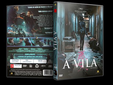 Capa DVD A Vilã [Custom]