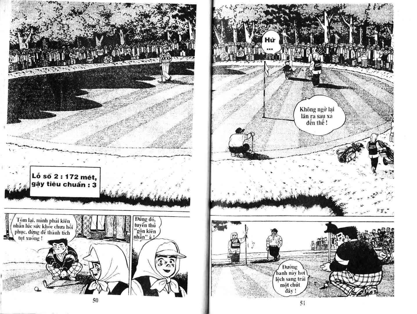 Ashita Tenki ni Naare chapter 42 trang 24
