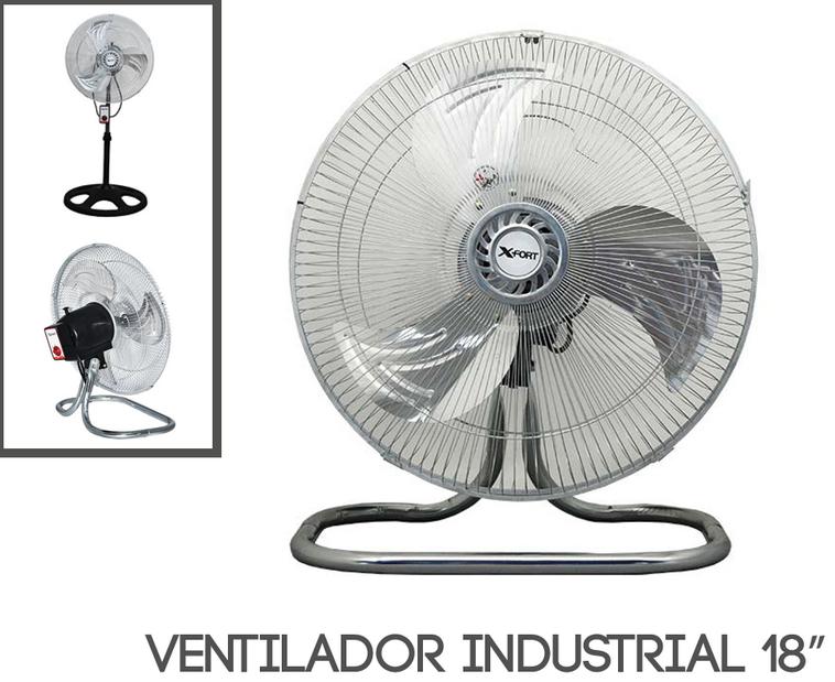 """Ventilador Industrial 18"""""""