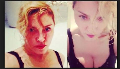 Las Fotos De Madonna En Instagram
