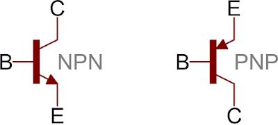 pnp transistör