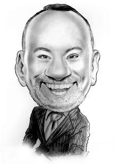caricatura profissional individual