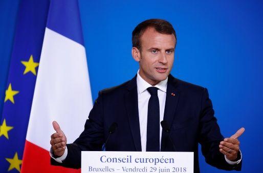 Macron asegura que el problema migratorio no se resolverá pronto