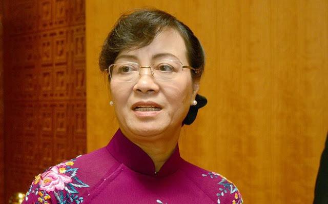 Theo bà Nguyễn Thị Quyết Tâm