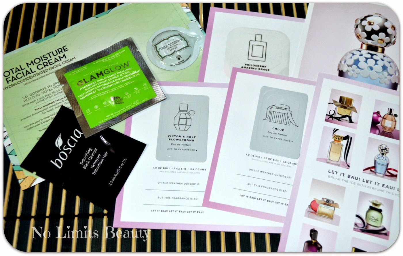 Compra con Shipito en Sephora USA: muestras